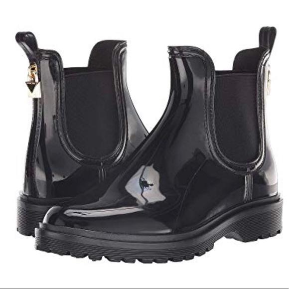 Michael Kors Tipton Rain Bootie